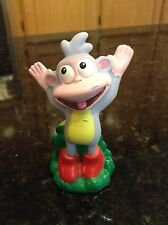 "BOOTS From Dora the Explorer PVC Figure cake topper character 2008 Mattel 3"""