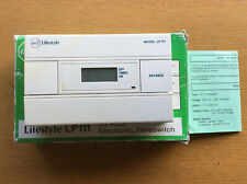 Drayton Lifestyle LP111 24 Hour Electronic Central Heating Boiler Timeswitch