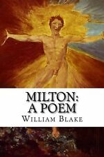 Milton: A Poem NEW BOOK