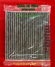 C35667 Carbonized Cabin Air Filter for Camry Highlander Prius Tundra Sienna