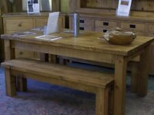 Handmade Pine Kitchen Table & Chair Sets