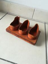 Pipa Pipe Pfeife  porta pipe portapipe pipe rack cuoio leather vintage