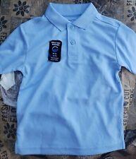 Nautica Childrens Apparel Boys Size M (5) Uniform Short Sleeve Performance Polo
