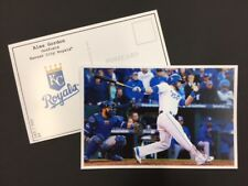 Alex Gordon Kansas City Royals 2017 Major League Baseball 4x6 Postcard Series 1