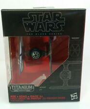 Star Wars The Black Series: Titanium Series 1st Order Tiefighter Vehicle 2015