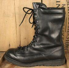 MATTERHORN 1949 Black Gore-Tex Insulated Military Combat Work Boots Sz. 14 W