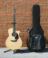 2015 Martin GPCX1RAE Grand Performance Natural Sitka Spruce Acoustic Electric