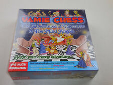 Yamie Chess Adventures of Tigermore and Mind Angels K-8 Math Science Education