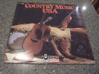 """Country Music USA OPRYLAND """"The 1982 Cast Album"""" SEALED NM LP Roy Acuff"""