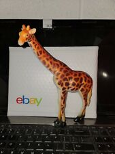 vintage giraffe figurine Toy