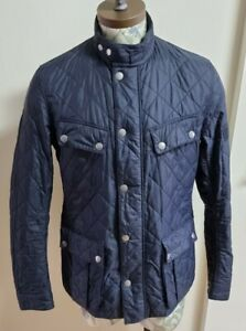 Mens Barbour Ariel Quilted Jacket Size Large