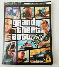 Grand Theft Auto V Five Signature Series Strategy Guide by Bradygames