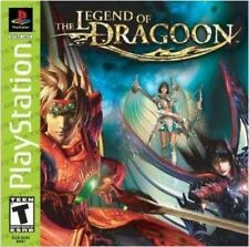 Legend Of Dragoon - PS1 PS2 Playstation Game Only