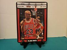 Upper Deck 1997 Michael Jordan Ticket to Greatness Bradford Exchange Plate