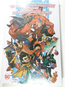 Weihnachten mit den DC Superhelden ( Panini 2017 Hardcover ) NEU
