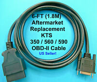6FT 1.8M OBDII OBD2 Multiplex Aftermarket Cable for Bosch KTS 350 560 and 590