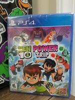 Ben 10 Power Trip (Sony Playstation 4, 2020)