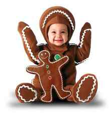 Tom Arma GingerBread Man Costume. size 18m-2T Dress Ups/Costumes/Halloween