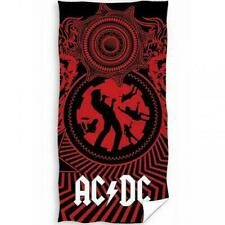 More details for ac/dc towel great heavy metal gift ideas for christmas or birthdays