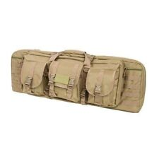 "Double Rifle Tactical  Range  Backpack/Padded Case  36"" - Sameday FedEx from US"