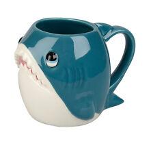 Novelty Shark Fish Nemo Style Cermaic Mug Free UK Postage