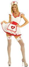 Forum Novelties Women's Hospital Honey Sexy Adult Nurse Costume Size M/L 8-12