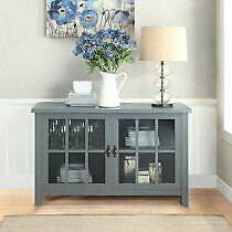 Flat screen tv stands Better Homes & Gardens Oxford Square TV Stand blue gray