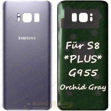Akkudeckel Für Samsung Galaxy S8 PLUS G955F Backcover ● Orchid Grau / Gray