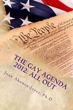 The Gay Agenda 2012: All Out by Juan Ahonen-Jover (2012, Paperback)