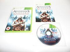 Assassin's Creed Brotherhood -  PAL CIB GC - Microsoft Xbox 360 -Xbox One Compat
