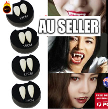 Halloween Costume Party Zombie Werewolf Resin Vampire Fangs Tooth Cap OR Putty