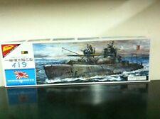 Nichimo Kit di Montaggio 1:200 Sottomarino Giapponese T-19 OTSU I-19 Motore MIB