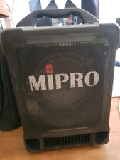 MiPro MA 707 Portable self powered PA system
