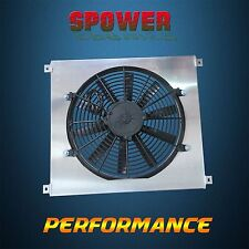 Aluminum Radiator Fan Shroud For Ford Falcon XY XW XT XR 302 351 289 8Cyl 6Cyl