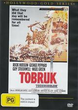 Tobruk - Rock Hudson New and Sealed DVD