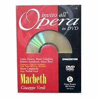 Macbeth - Invito all'Opera in DVD - Deagostini DL002873
