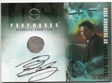 New ListingLost Propworks Autograph Relic Card Flight 815 Wreckage Greg Grunberg Ppwa-1