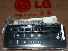 Genuine LG Original OEM Sound Bar Remote Control for  LAS454B LAS454 S55A3-D