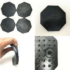 4x Robust Car Lift Arm Pads Octagon Rubber JACKPAD for Auto Truck Lifting Hoist