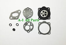 TK 1 or TK 2  Carburetor Carb Kit Round Gasket Diaphragm --- MADE IN USA