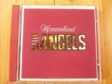Little Angels Womankind LIMITED EDITION 3 TRACKS MCD