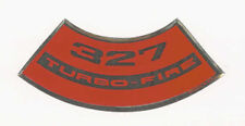 327 Chevy Air Cleaner Decal Chevrolet Small Block
