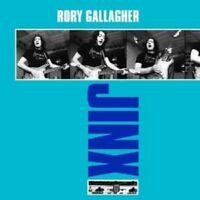 """RORY GALLAGHER """"JINX"""" CD NEW!"""
