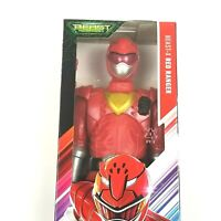 "Power Rangers Red 11 - 12"" Inch Action Figure Beast-X Beast Morphers Toys"