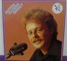DUTCH TILDERS  DIrect To Disc LP NM! AUSTRALIAN 70s Blues KEVIN BORICH