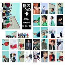 Kpop MONSTA X Lomo Cards SHINE FOREVER Personal Collective Photo Cards