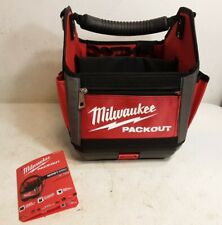 Milwaukee 48-22-8310 10 inch 28-Pocket PACKOUT Tote (N)