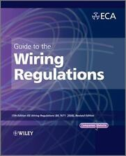 Guide to the Wiring Regulations by Darrell Locke and Electrical Contractors'...