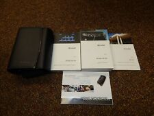 2013 LEXUS RX450h and RX350 SUV OEM Owners Manual Set with literature and pouch