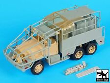 Black Dog 1/35 M35A2 Cargo Truck Fire (Brush) Truck Conversion (AFV Club) T35197